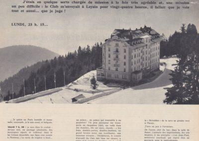 1956 - Leysin