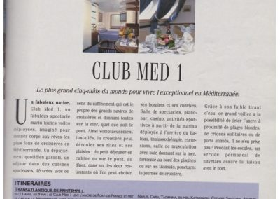 1988-Club Med One
