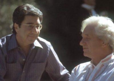 Gerard Blitz et Gilbert Trigano