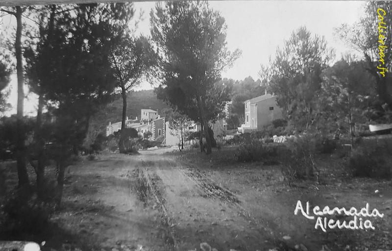 Club Méditerranée Alcanada 1951