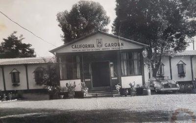 Rome California Garden