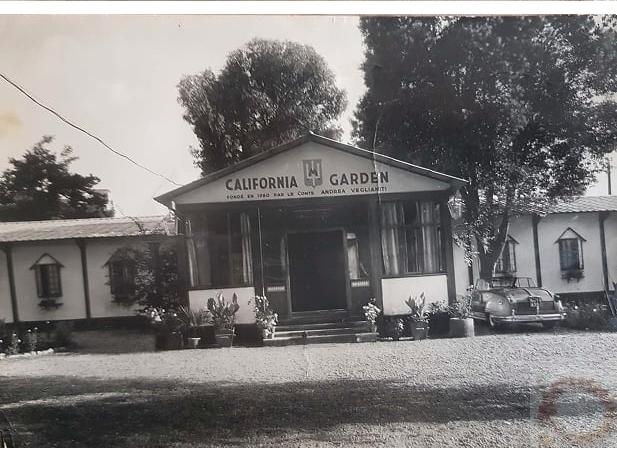 1952 – Rome California Garden