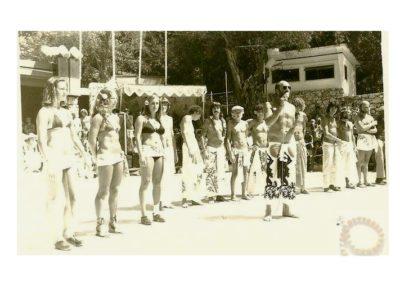 Equipe GO 1977 JP Batard