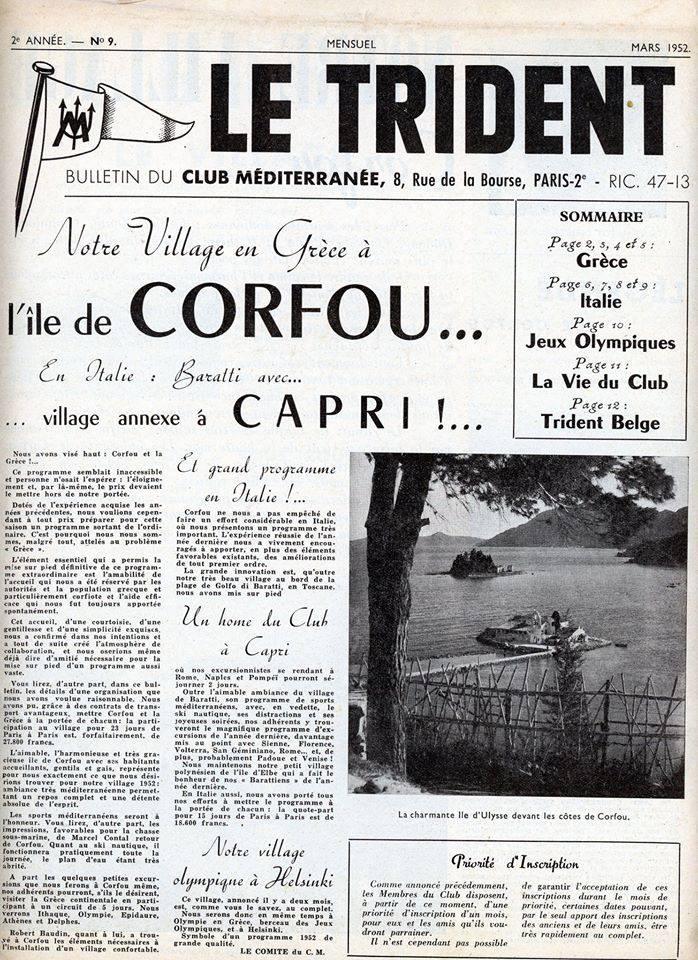 0176b425d51 Collierbar - 1952 - Corfou
