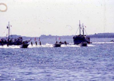 arrivée village 1998