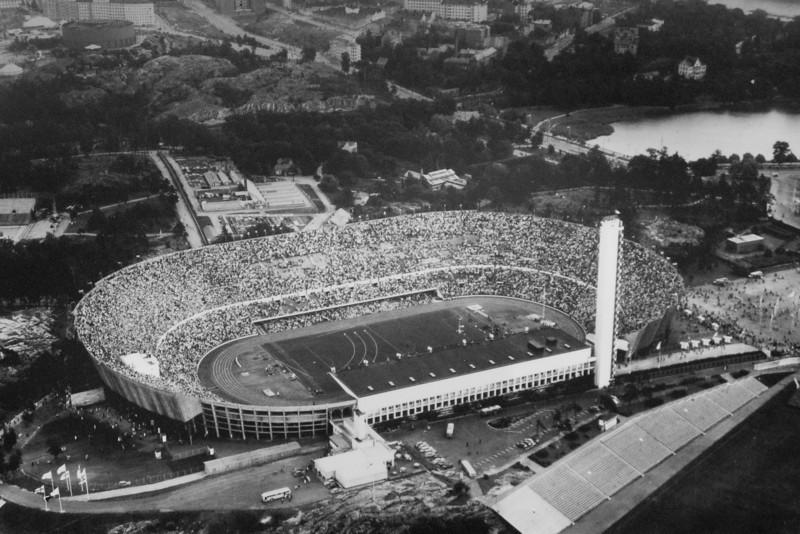 1952 – Helsinki (Jeux Olympiques)