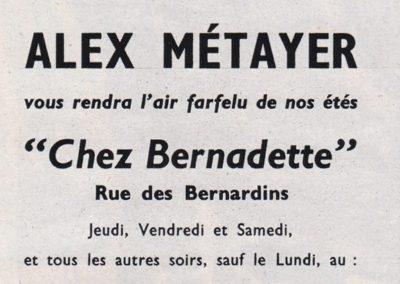 Alex Metayer