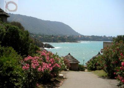 Direction la plage