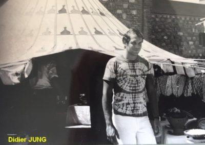 Didier JUNG Eté 75