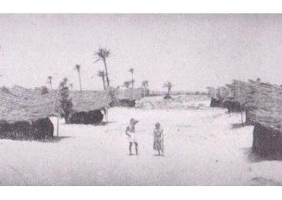 La plage - 1954