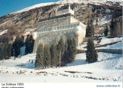 Le  nouveau Schloss