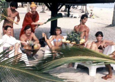 Les bronzés à Assouindé 1978