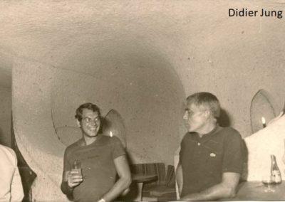 Michel Gallet et Didier Jung
