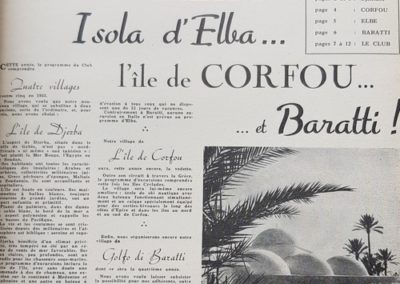 Tridant Janvier 1954
