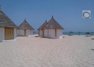 bungalows sur la plage 2011
