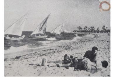 farneinete sur la plage