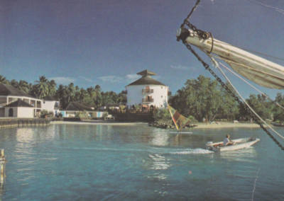 la tour du port