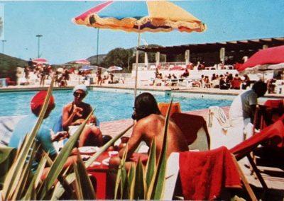 La piscine Cargese