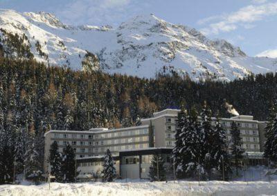 Le Club Med de Saint Moritz roi soleil