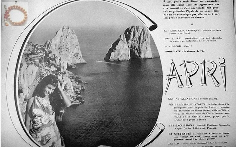 Capri L'île aux s,nobs