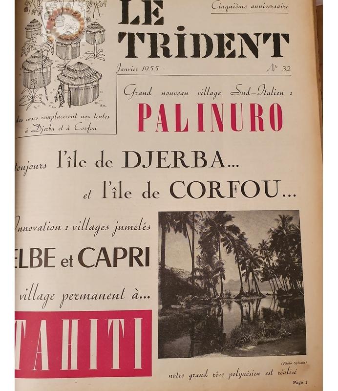 Trident N°32