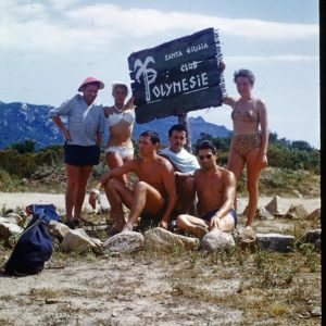 Au temps du Club Polynésie 1957