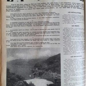 Trident Avril 1958