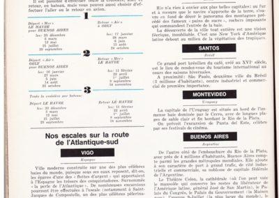 1967-Croisière Amerique du Sud