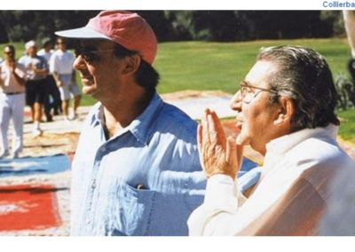 Serge et Gilbart