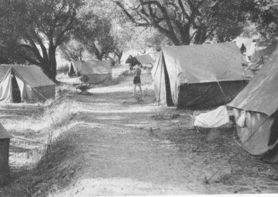 Tentes à Alcudia