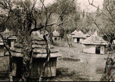 Le village dans les années 60