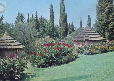 Le village en 1970 (Agora)
