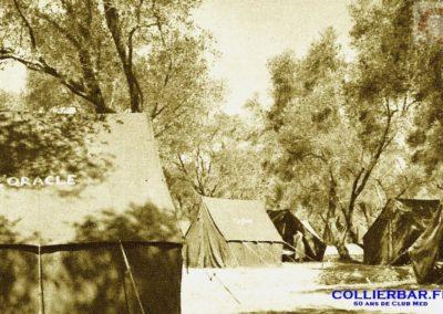 1952 Le village en 1952