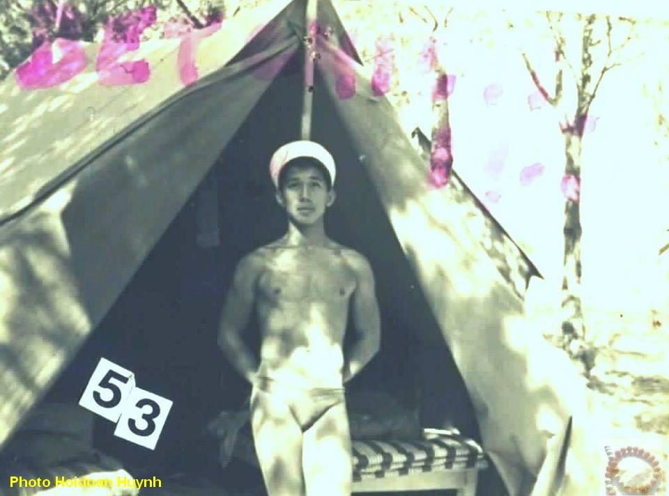 Hoidoan Huynh premier GO vietnamien du Club Méditerranée débute à becici en 1953