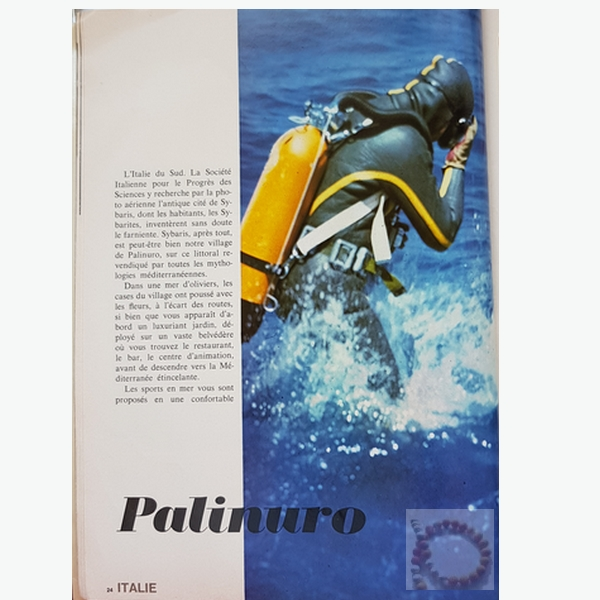 Page Palinuro - Trident - Archive Collierbar