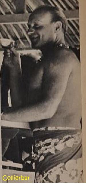 Marcel Contal est le chef de village durant les 6 ans de fonctionnement de Paléo. (1955-1961)