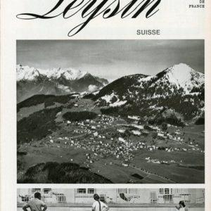 Club Med Leysin 1968