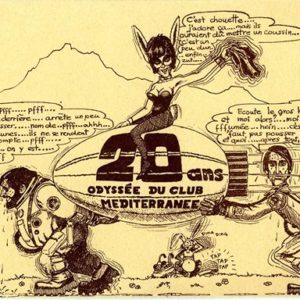 Les 20 ans du Club 1970